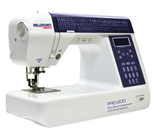 Millepunti by Necchi Pro 200 - 200 stitches with alphabet - HobbySew