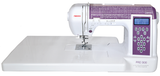 Necchi Pro 300 with Free Extension table  + 16 piece quilting kit *SPECIAL QUILTING AND SEWING BUY*