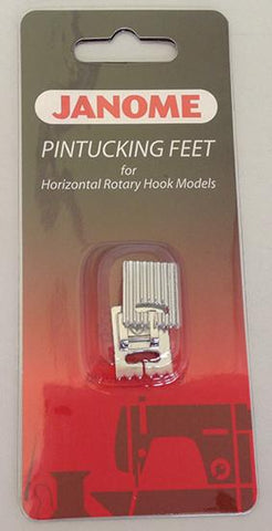 Janome Pintuck Foot Set - Category B/C 200317009