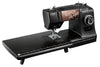 Toyota Super Jeans 34 Bundle with Extension Table - FREE Glide foot - Sews silk to leather * POWER RANGE *