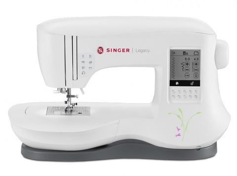 Singer C440 Legacy - 200 stitches, alphabet, auto thread cutter