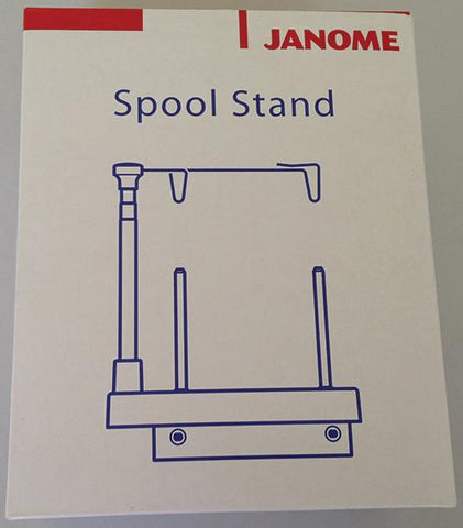 Janome 2 Thread Spool Stand - 7700QCP/8200QC/MC8900QCP 858402009