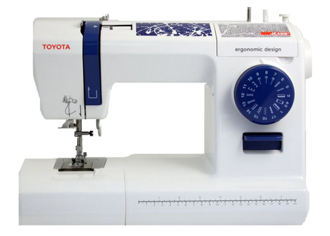 Toyota Jeans 17C Sewing Machine - Includes Denim Sewing Set * Weekend Offer *