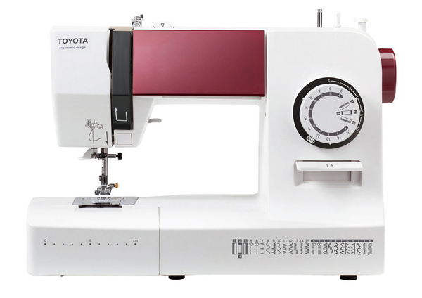 Toyota Ergo 26D Sewing Machine - Showroom Model (Clearance Offer)