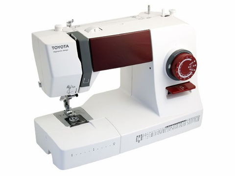 Toyota Ergo 34D Sewing Machine Showroom Model