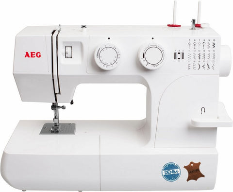 AEG 145DL includes FREE accessories for Denim and Leather (Showroom model)