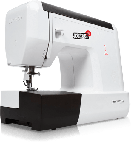 Bernette By Bernina London 3  Sewing Machine Showroom Model