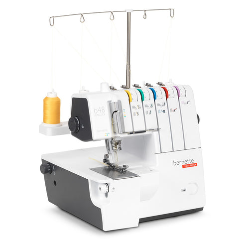 Bernette by Bernina Funlock 48 Overlocker and Coverstitch Machine