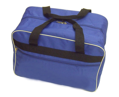 Blue Sewing Machine Carry Bag X020