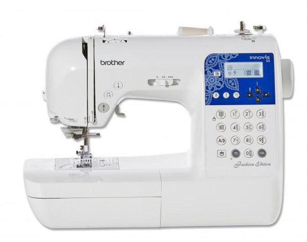 Brother Innov-is 55FE + Free Creative Quilt Kit (QKM1UK) worth £149.99