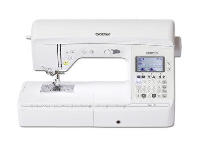Brother Innov-is 1100 March Offer with Free Creative Quilt kit (QKF2UK) worth £149.99.
