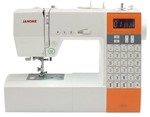 Janome DKS30 + includes JQ6 Quilting kit worth £119 (inc. extension table) Showroom model