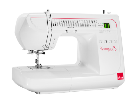 Elna Experience 520S Sewing Machine * New 2018 Model *