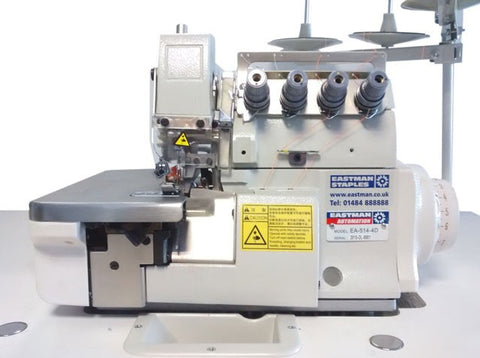 Ea-514-4D: Eastman Automation 4 Thread Overlock Machine