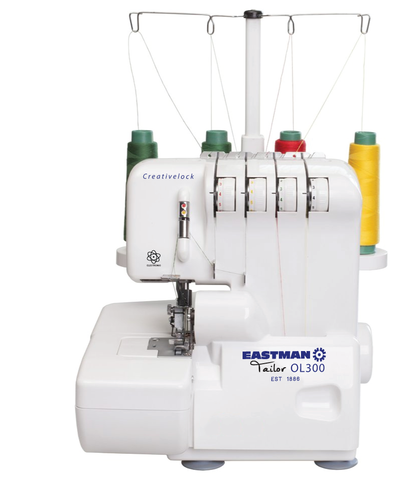 Eastman Tailor Creativelock OL300 Overlocker - Showroom model