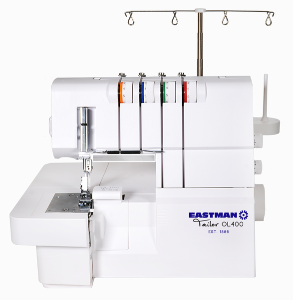 Eastman Tailor OL400 Semi-Pro Overlocker 2/3/4 configuration