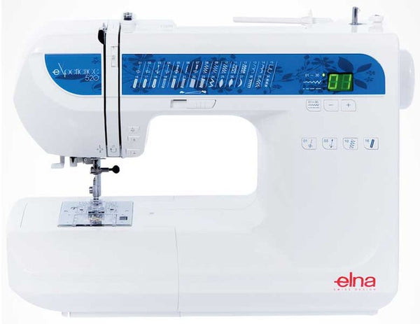Elna Experience 520 Heavy Duty Sewing Machine