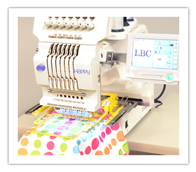 Happy Journey 7 - Professional Embroidery System (7 needles, Japanese manufactured) - JANUARY OFFER - extra 1000 embroidery designs + Installation & Training