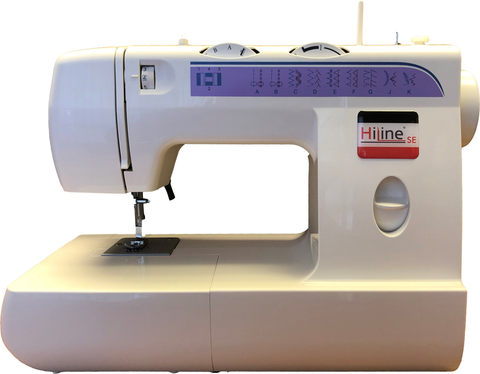 Highline SE  Sewing Machine With 3 Piece Sewing Accessory Kit