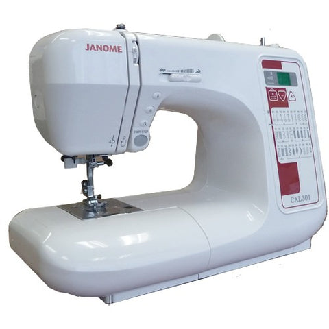 Janome CXL301 - Pre-order For October Delivery