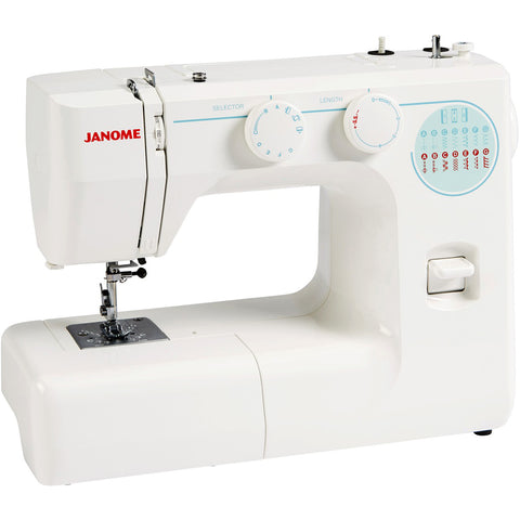 Janome 217-S Sewing Machine - an ideal gift or starter machine