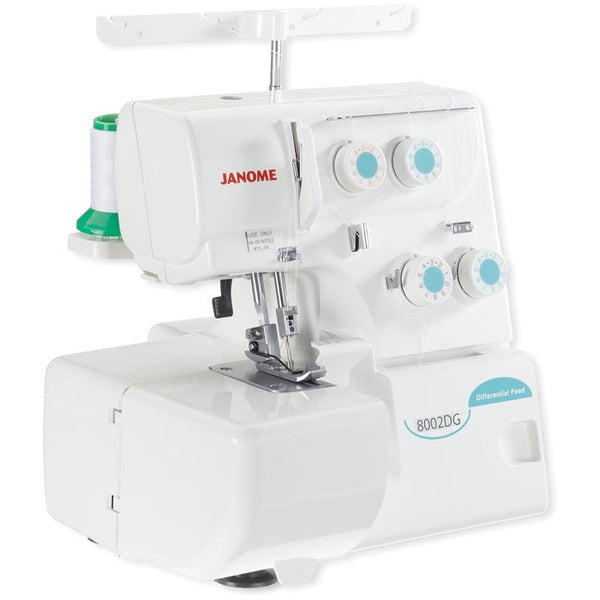 Janome 8002DG Overlocker - Special Purchase
