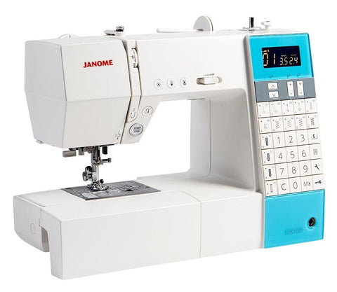 Janome DKS100 + includes JQ6 Quilting kit worth £119 (inc. extension table) Showroom model
