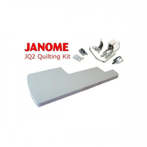 Janome JQ2 Quilting Kit