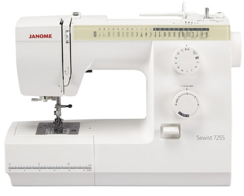 Janome Sewist 725S Sewing Machine - As seen on British Sewing Bee