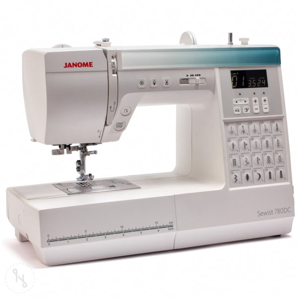 Janome Sewist 780DC Sewing Machine - Feb Offer