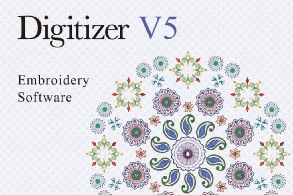 Janome Digitizer Mbx V5 Embroidery Software – British Sewing Centre