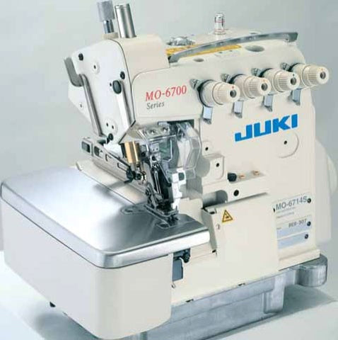 Juki MO6714 4 thread overlocker