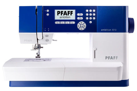 Pfaff Ambition 610 - New for 2018