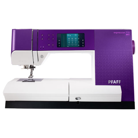 Pfaff Expression 710 (new model for 2019 - late January delivery)