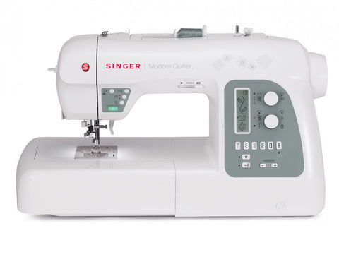 Singer 8500Q Modern Quilter Sewing Machine - Includes Large Extension Table