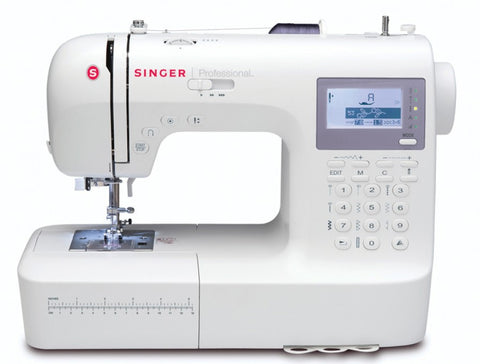Singer 9100 Professional Stylist with free extension table