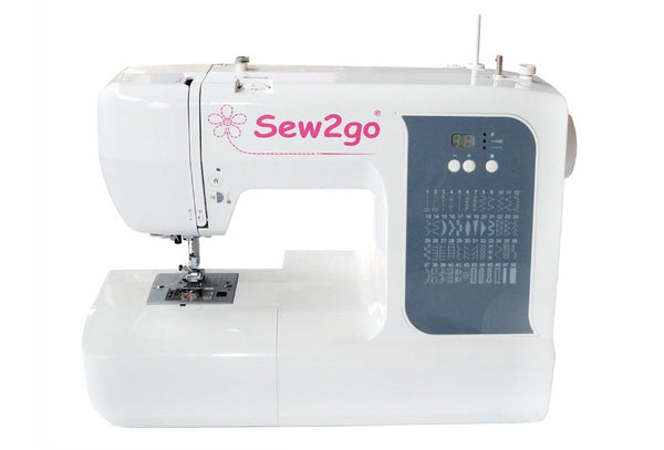 Sew 2 Go  48 stitch Computerised Machine & Embellisher Package