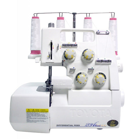 Toyota * POWER RANGE * SL3487 - Heavy Duty Overlocker