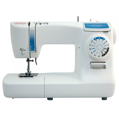Toyota SPB15 Sewing Machine - Showroom model offer, as new condition (early January Delivery)