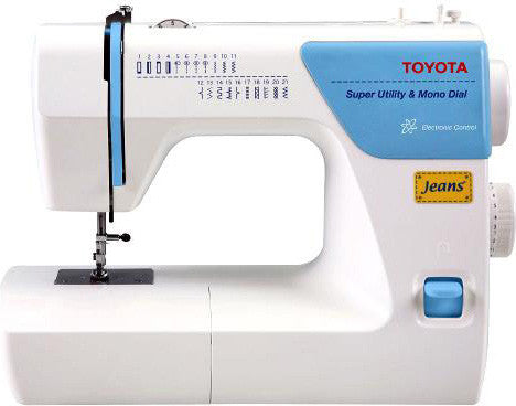 Toyota Jeans JSA 21 with Extension Table