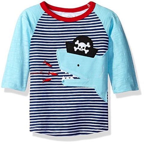 Pirate Shark Tshirt