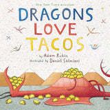 Dragon Loves Tacos - Two-Piece Fitted Short Johns Pajamas and Book Set