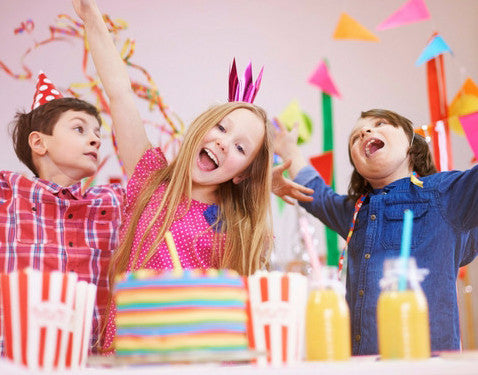 Birthday Party Package Deposit