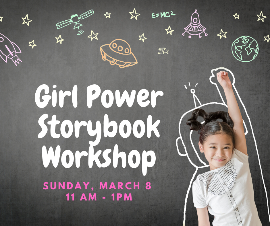 Girl Power Storybook Workshop