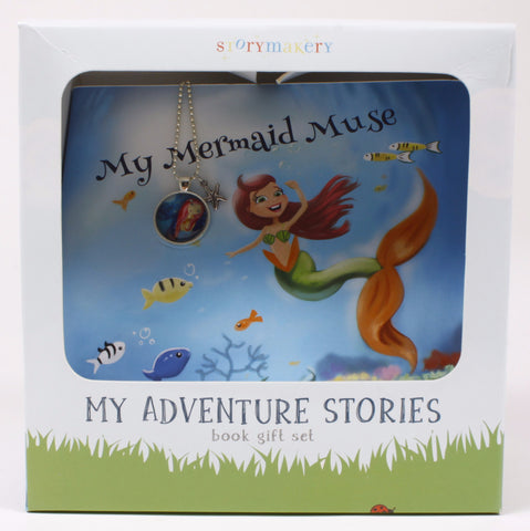 My Adventure Mermaid Gift Set