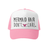 Mermaid Hair Hat