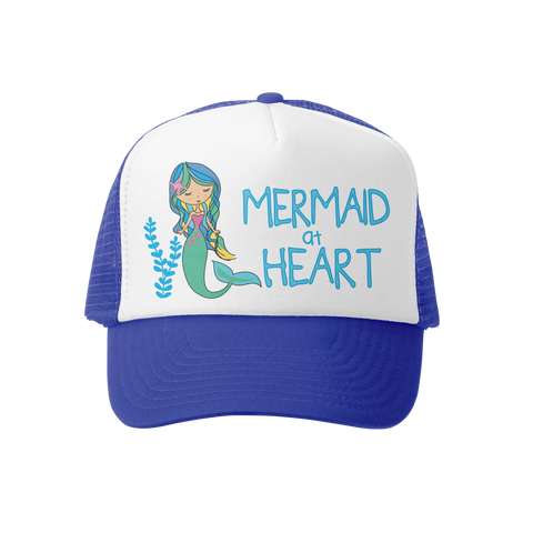 Mermaid at Heart Hat