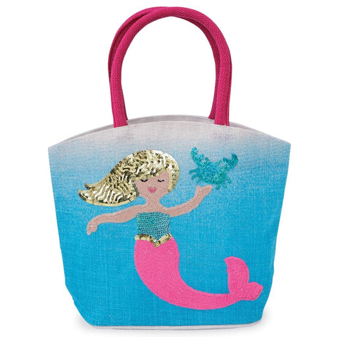 Mermaid Ombre Totes
