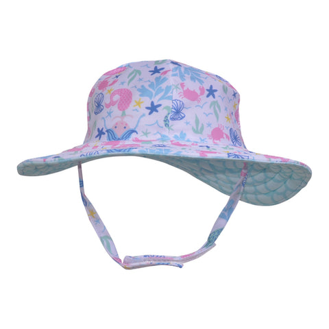 Mermaid Floppy Hat