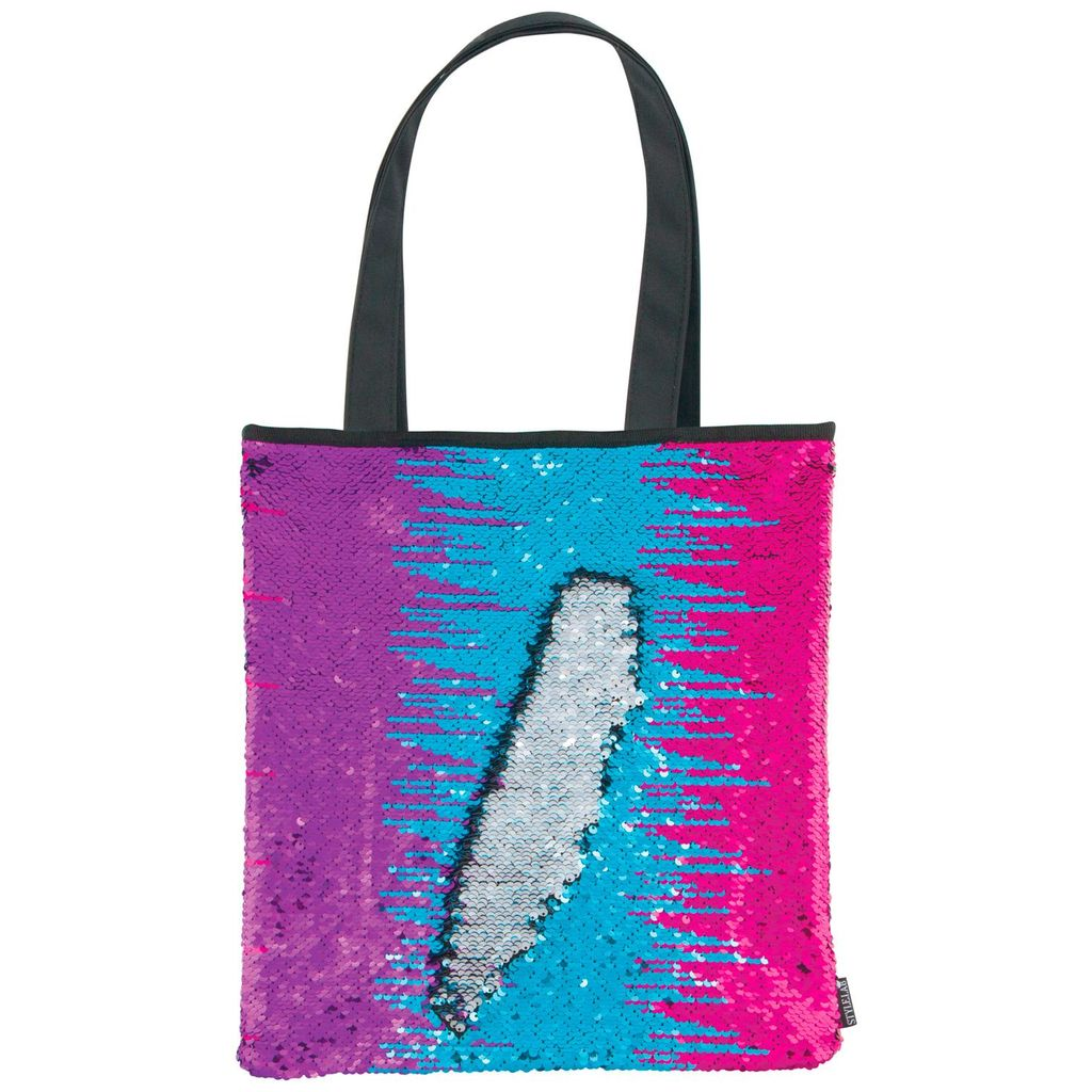 Magic Sequin Tote Bag